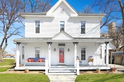 Abilene Single Family Home For Sale: 207 East 1st Street