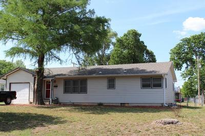 Abilene Single Family Home For Sale: 1400 Northwest 4th Street