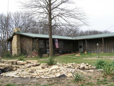 Abilene Single Family Home For Sale: 925 2600 Avenue