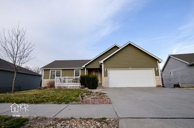 Junction City Single Family Home For Sale: 631 Tallgrass Drive