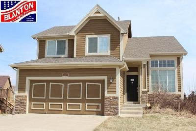 Junction City Single Family Home For Sale: 1627 Debs Sunrise Trail