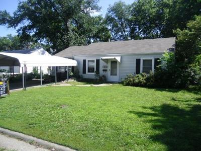 Junction City Single Family Home For Sale: 1011 West 9 Street