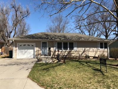Abilene Single Family Home For Sale: 1105 North Campbell
