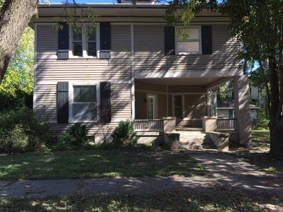 Abilene Single Family Home For Sale: 521 North Broadway Street
