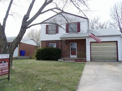 Junction City Single Family Home For Sale: 1302 Crest Hill Drive