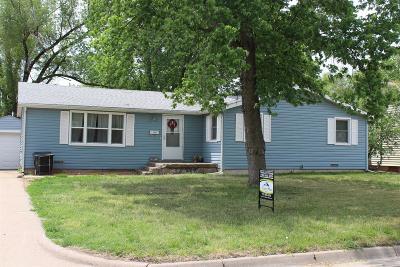 Abilene Single Family Home For Sale: 1603 Northwest 4th Street