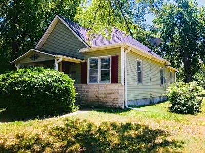 Abilene Single Family Home For Sale: 1019 West 1st Street