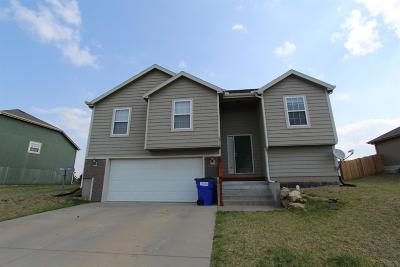 Junction City Single Family Home For Sale: 1812 Katie Rose Trl