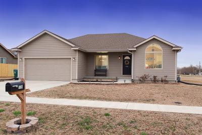 Abilene Single Family Home For Sale: 1706 Northwest 9th Street