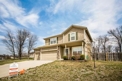 Junction City Single Family Home For Sale: 1337 Elm Creek Drive
