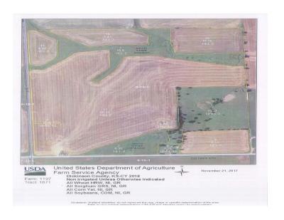 Abilene Farm For Sale: 229 1200 Avenue