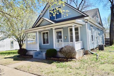 Abilene Single Family Home For Sale: 308 Northeast 6th Street