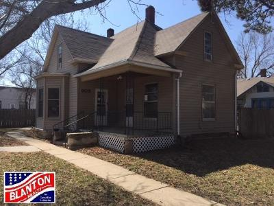 Junction City Single Family Home For Sale: 605 West 8th Street