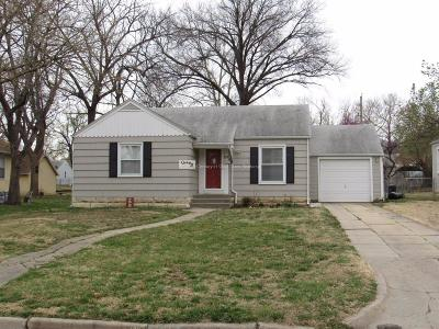 Junction City Single Family Home For Sale: 733 West 4th Street
