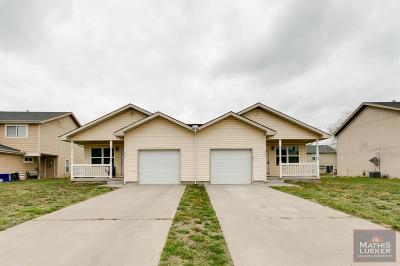 Junction City Multi Family Home For Sale: 912 Jackalope Court #914