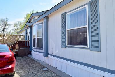 Abilene Manufactured Home For Sale: 501 North Brady Lot 30