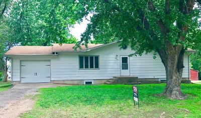 Abilene Single Family Home For Sale: 2346 Center St Detroit