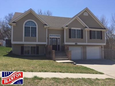 Junction City Single Family Home For Sale: 2225 Ponca Drive