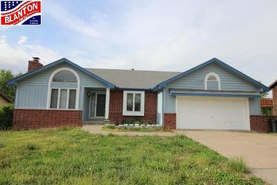Junction City Single Family Home For Sale: 1912 McFarland Road