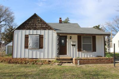 Abilene Single Family Home For Sale: 307 Northeast 13th