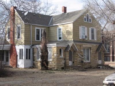 Abilene Multi Family Home For Sale: 520 North Broadway