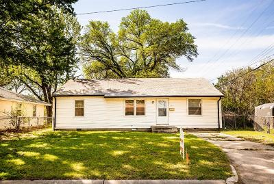 Junction City Single Family Home For Sale: 937 West 10th Street