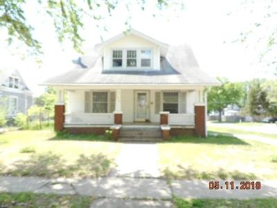 Abilene Single Family Home For Sale: 400 Northeast 7th