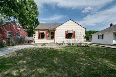 Abilene Single Family Home For Sale: 1209 North Kuney Street