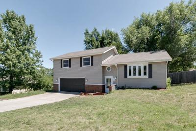 Junction City Single Family Home For Sale: 203 South Spring Valley Road