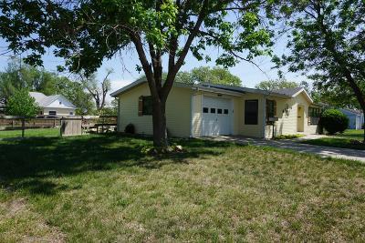 Herington Single Family Home For Sale: 300 East Ash Street