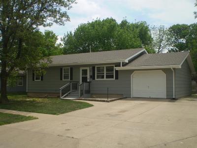 Abilene Single Family Home For Sale: 1017 Northwest 2nd