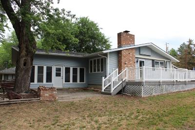Dickinson County Single Family Home For Sale: 2191 Eden Road