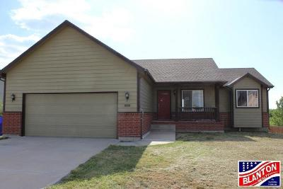 Junction City Single Family Home For Sale: 1110 Coyote Drive
