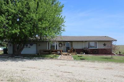 Abilene Single Family Home For Sale: 1468 Jeep Road