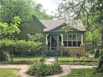 Junction City Single Family Home For Sale: 1109 North Adams Street