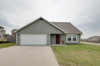 Junction City Single Family Home For Sale: 2729 Oakwood Drive