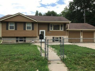 Junction City Single Family Home For Sale: 1211 Westwood Boulevard