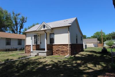 Junction City Single Family Home For Sale: 220 West 13th Street