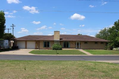 Abilene Single Family Home For Sale: 407 Charles Road