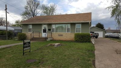 Abilene Single Family Home For Sale: 303 Northeast 16th