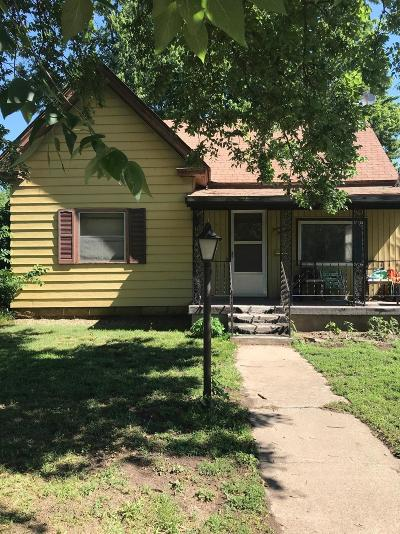 Abilene Single Family Home For Sale: 1414 West 1st Street