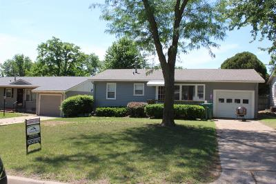 Dickinson County Single Family Home For Sale: 1511 Northwest 2nd