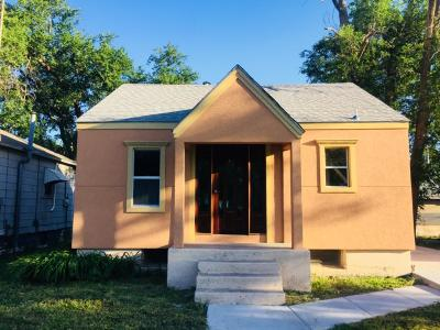 Single Family Home For Sale: 1615 8th Street