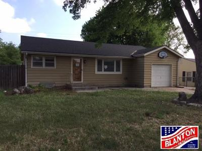 Junction City Single Family Home For Sale: 710 West Pine Street