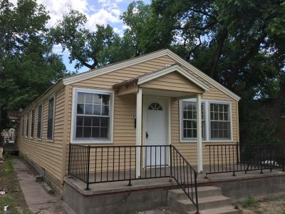 Single Family Home For Sale: 1617 16th Street