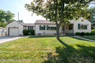 Junction City Single Family Home For Sale: 602 South Madison Street