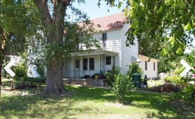 Abilene Single Family Home For Sale: 771 Old Hwy 40