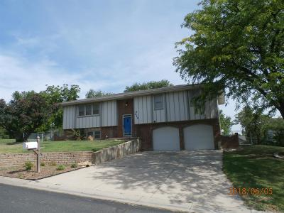 Abilene Single Family Home For Sale: 415 Charles Road