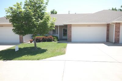 Abilene Single Family Home For Sale: 1215 Northwest 5th