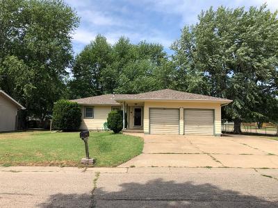 Abilene Single Family Home Contingent: 610 Maple Street